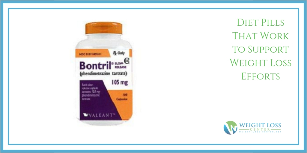 Is Bontril One of the Diet Pills That Work?