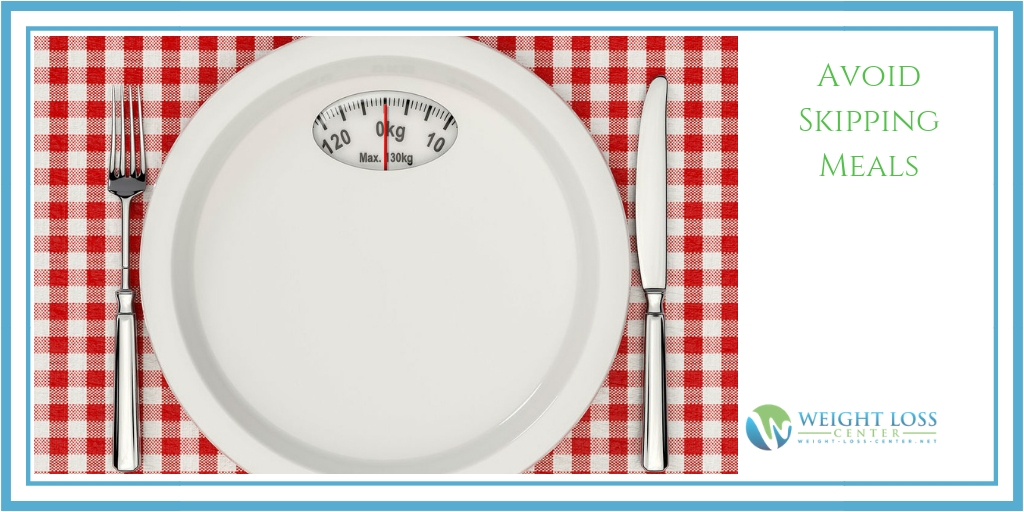 When to Avoid Skipping Meals for Weight Loss