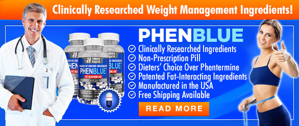 phenblue vs phentermine banner