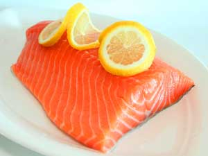 Salmon is one of the best sources of omega-3 fatty acids.