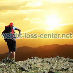 Losing weight is never easy, but you have the best chance at success when you set realistic goals and then follow through with your weight loss commitment as best you can.