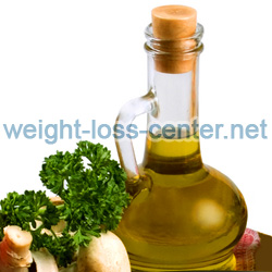 Olive oil is a healthier option than cooking with hydrogentated oils that contain harmful trans fats.