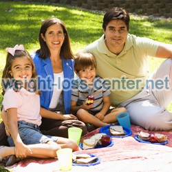 Sharing your weight loss goals with family and friends helps them to understand better how to support you in your weight loss efforts.