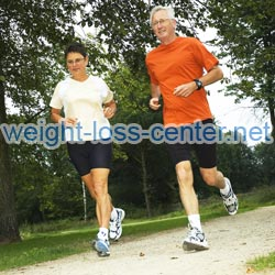 When trying to lose weight it is not only important to exercise, but also follow a calorie-restricted and healthy diet.