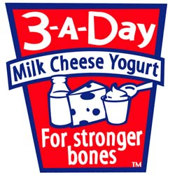 The 3-A-Day of Dairy Weight Loss Program by the National Dairy Council is a calorie-reduced diet combined with at least three servings of dairy per day.