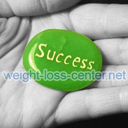 Long Term Weight Loss Success