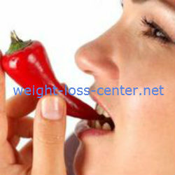 chili peppers and weight loss work